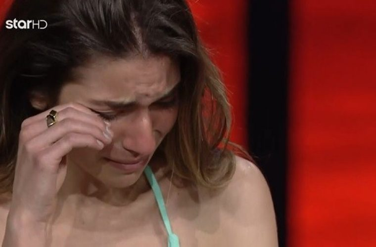 GNTM : Η κατάρρευση και η αποκάλυψη της τραγικής ιστορίας της Εμμανουέλας