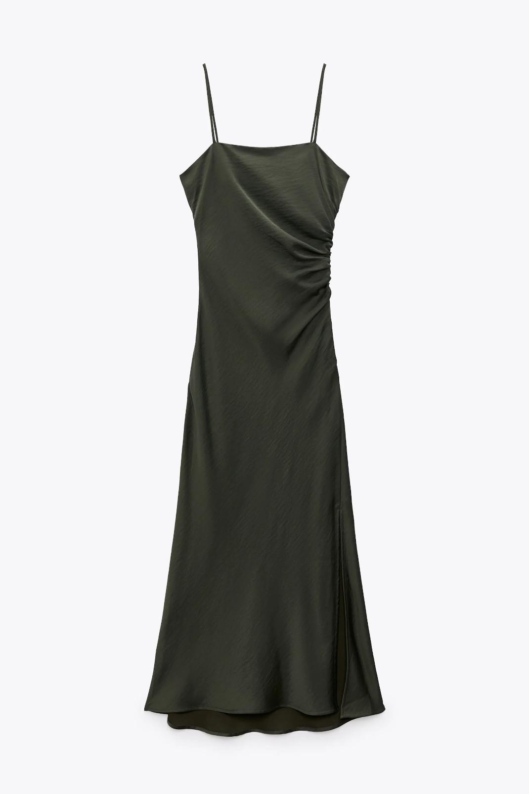 Η Ελιάνα Χρυσικοπούλου με υπέροχο οικονομικό φθινοπωρινό φόρεμα! Κοστίζει μόλις 26 ευρώ (εικόνες)
