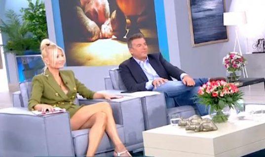 Αμήχανη στιγμή: Ο Στέλιος Ρόκκος λέει on air σε Σκορδά και Λιάγκα να τα ξαναβρούν και αυτοί παγώνουν!