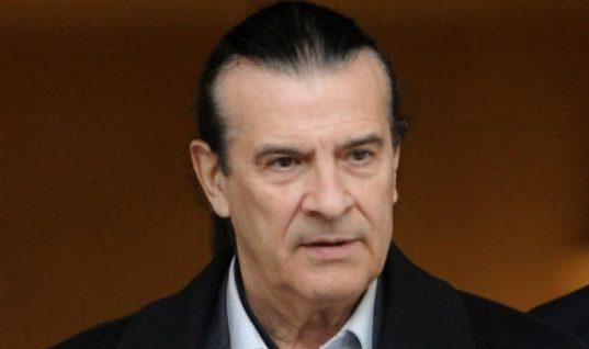 Πέθανε ο πρώην υπουργός και βουλευτής του ΣΥΡΙΖΑ Τάσος Κουράκης